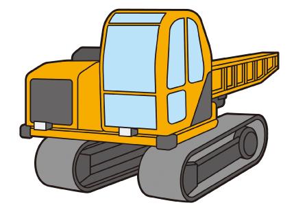 不整地運搬車運転(最大積載量1t以上)イメージ02