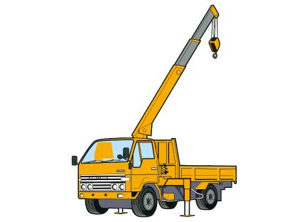 小型移動式クレーン運転 (つり上げ荷重5t未満)イメージ05