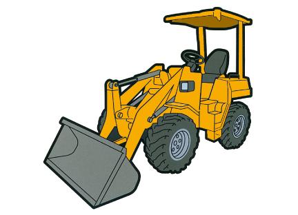 小型車両系建設機械(整地・運搬・積込み用及び掘削用)運転(機体質量3t未満)イメージ03