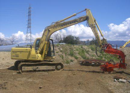 車両系建設機械(基礎工事用)運転(機体質量3t以上)イメージ01