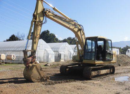 車両系建設機械(整地・運搬・積込み用及び掘削用)運転 (機体質量3t以上)イメージ02
