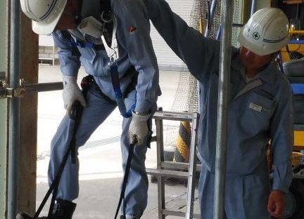 フルハーネス型墜落制止用器具を用いて行う作業に係る特別教育イメージ05